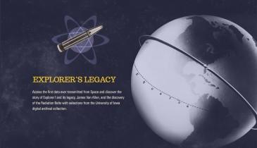 Explorer's Legacy website banner image