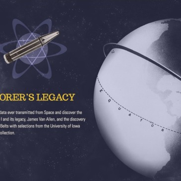 Explorer's Legacy website banner image