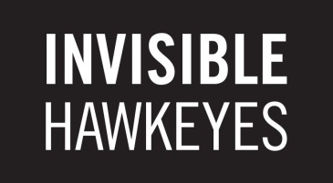 Logo for Invisible Hawkeyes
